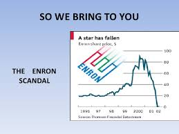 enron s fall by kishlay so we bring to you<br >the enron scandal<br