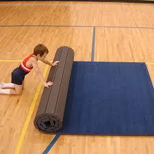 roll out cheer mat