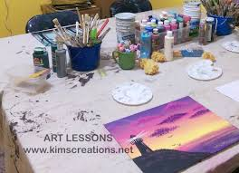 i offer oil painting lessons through private or semi private lessons please contact me for more info 978 500 4805 summer art lessons summer art camps