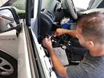 Installing a gps in a car