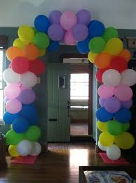 made w wrapping paper wrapped drywall squares pvc pipes wire hangers and balloons no helium just them up yourself