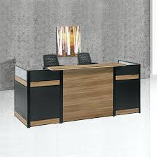 office counter desk. Counter Height Office Desk High End Reception Furniture Cheap Wooden Buy