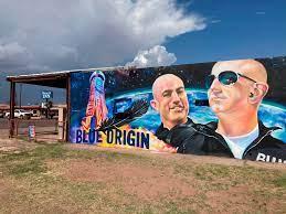 Van Horn, Texas, celebrates rocket man ...