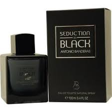 Shop <b>Antonio Banderas Seduction In</b> Black Men's 3.4-ounce Eau de ...