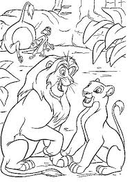 Small Picture free disney coloring pages lion king disney lion king coloring