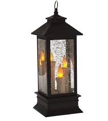 Holiday Living Lighted Lantern Midwest Cbk Lighted Led Shimmer Candle Lantern