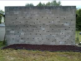 how to build a rock climbing wall my