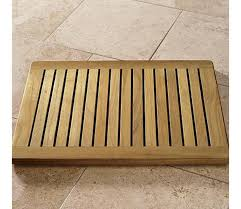 36 w x 24 d x 1 25 h extra large teak shower mat