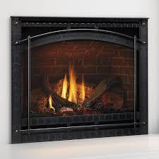 heat glo slimline 7 gas fireplace slimline 7x pictured