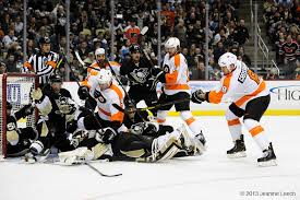 flyers nhl nhl feb 20 flyers at penguins jeanine leech