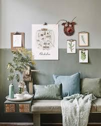 Mooie Behang Voor Slaapkamer Verbazingwekkend Mooie Groene Tinten