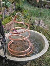 how to make a garden fountain. Modren How Soothinggardenfountain7 In How To Make A Garden Fountain O