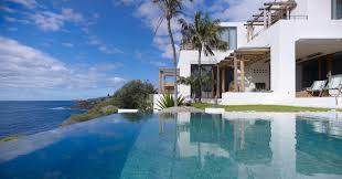 infinity pool beach house. Waterfront House Australia Infinity Pool 1 \u2013 Maison De La Mer Within  Beach Infinity Pool Beach House