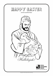 Jesus Easter Coloring Pages At Getdrawingscom Free For Personal