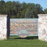 Bonny Meade at Oak Ridge Golf Course in Milton, Wisconsin, USA ...