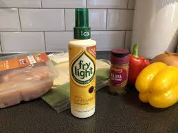 Fry Light Spray Slimming World Ad Quick And Easy Chicken Fajitas With Frylight Life