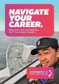 brochures and flyers navigate your career flyer
