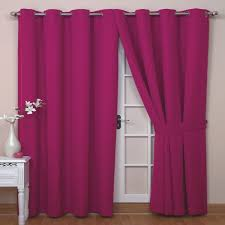 Unusual Inspiration Ideas Curtains For Pink Bedroom