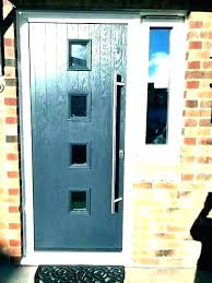 cost to replace front door and frame replacing front door replacing outside door cost to replace