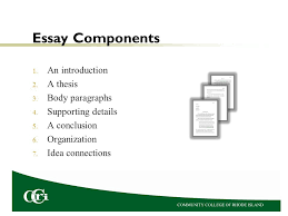essays dr karen petit this presentation explains how to avoid 2 essay components