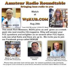 all of our shows are also simulcast on international shortwave on 5130 khz intl time for show is 0100 utc wed we invite you to join our ham radio
