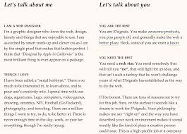 Signals Design Cover Letter Web Photo Gallery What Makes A Good