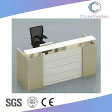office reception table. Simple Design Wooden Reception Table Office Desk (CAS-RD1803)