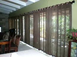 blackout curtains sliding glass doors curtain for door and blinds thermal