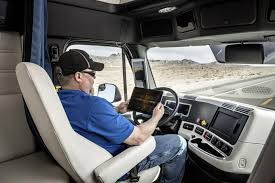 freightliner trucks interior. what are your thoughts on the daimler freightliner inspiration truck comment below trucks interior