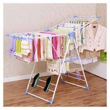 Cresnel <b>Stainless Steel</b> Clothes Drying Rack Rust-Proof for Indoor ...