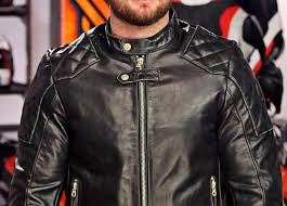 lane leather jacket