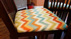 cushion how to recover chair cushions diy you patterns make no sew softer ki adirondack your own for kitchen chairs easy with foam ons piping