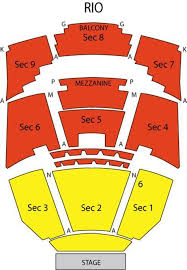 Chippendales Seating Chart Rio Rio Las Vegas Penn And Teller Seating Chart Best Picture
