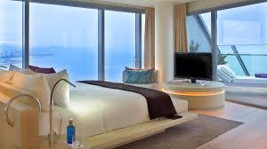 bedroom views w hotel barcelona by ricardo bofill barcelona bedroom