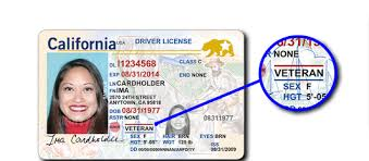 Veteran Foundation Veterans California Gold An Licenses On New - Driver Gets Update Designation Coast