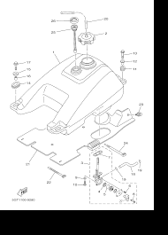 Yamaha grizzly parts diagram fresh 41 yamaha grizzly 600 parts diagram skewred