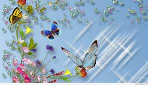 3D Butterfly Wallpapers - Top Free 3D ...
