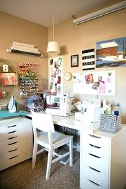 craft room home office design. Office Design Craft Ideas Room Space . Home