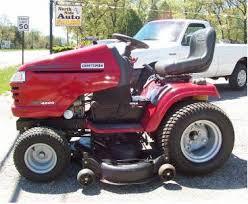 craftsman garden tractor. Perfect Craftsman 2002 Craftsman Dgt 4000 Garden Tractor  Buy Product On Alibabacom With N