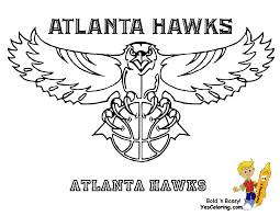 Georgia Pro Sports Coloring Day Atlanta