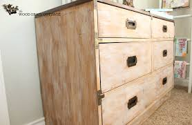 white wash dresser. Whitewashed Dresser Makeover By The Wood Grain Cottage White Wash