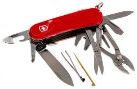 <b>Нож перочинный VICTORINOX</b> Evolution S557, 85 мм, 21 функция ...