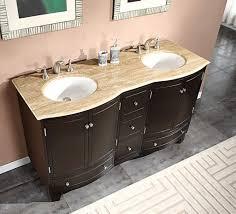 60 inch bathroom vanity double sink. Incredible 56 Bathroom Vanity Double Sink Throughout 60 Vanities Joss Main | Onsingularity.com Inch G