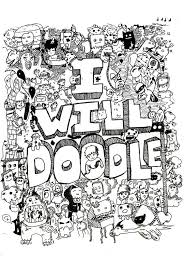 Small Picture Free doodle coloring pages for adults ColoringStar