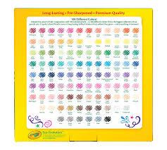 100 Colored Pencils Bulk Colored Pencil Set Crayola Com Crayola