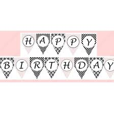 Happy Birthday Signs To Print Printable Happy Birthday Signs Free Printable Happy Birthday