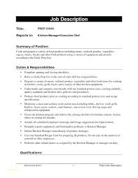 cover letter description cover letter cook sushi chef job description with cover letter