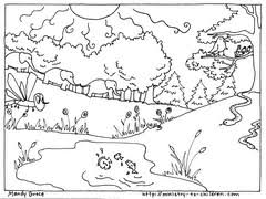 Small Picture Here are the next coloring sheets about creation from Mandy Groce
