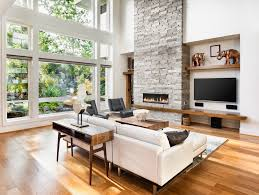 No furniture living room Small This Is One Of The Most Clutter Free Spaces With No Other Knickknacks Except 18 Types Of Living Room Styles pictures Examples For 2019