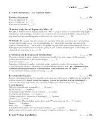Sample Executive Memo How To Write A Dissertation Executive Summary Outline Examples 13
